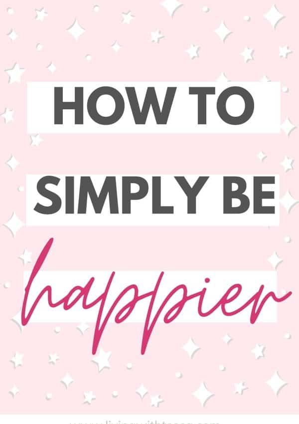 How to be happy? 1 simple secret you need to know