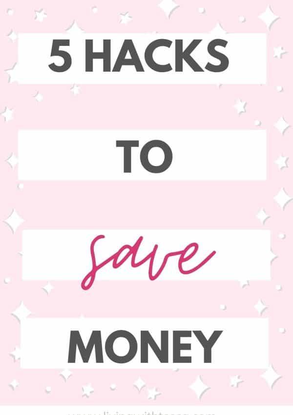 5 super simple tips for money management