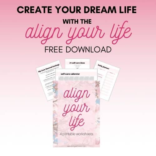 image for my free 'align your life pack' download.