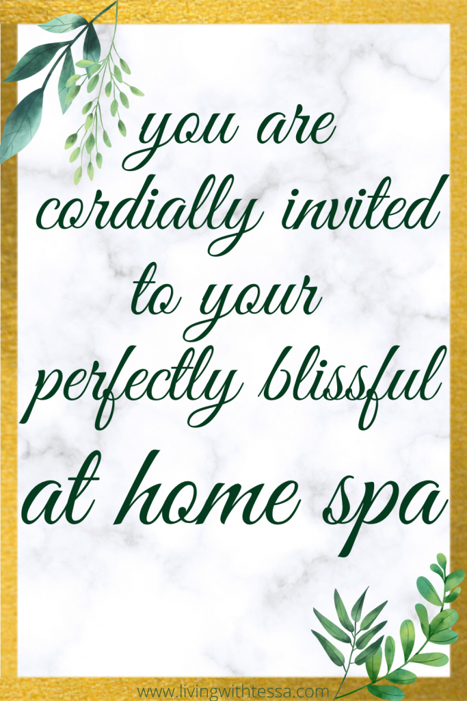 Do you want to a nice pamper day but don't want to spend the money? Here is my plan for an amazing at-home spa night or day. You can do it alone, on a girls night with your friends, or even as a couples date with your husband. In this article you will find a checklist, a lot of DIY ideas, and the perfect pamper routine. After reading this, you will be ready for the ultimate at-home spa day experience.   spa day | spa night | DIY spa | at-home spa | things to do at home | bored at home | pamper routine | spa ideas | budget spa | budget pamper | pamper routine