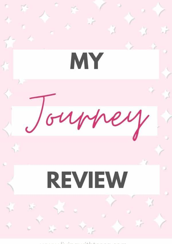 My review of Journey