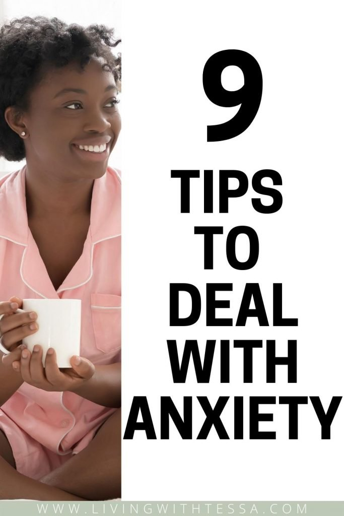 In this post I share 9 simple tips to help you manage anxiety.