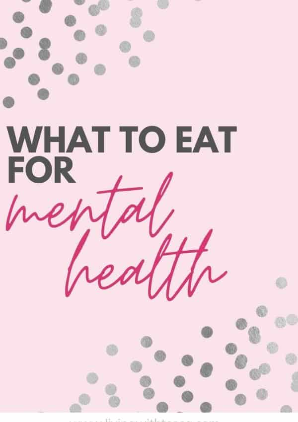 What to eat for mental health? 5 simple dietary tips to improve mental health