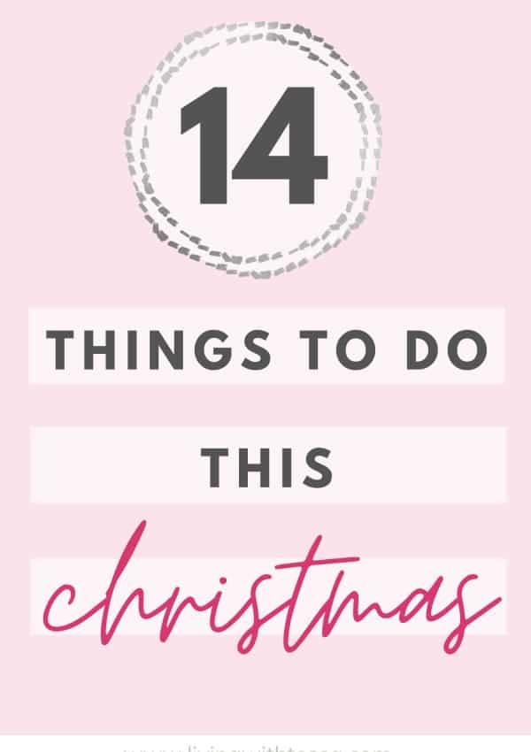 Christmas bucketlist: 14 things to do for the festive season