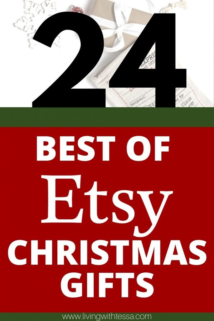 24 best etsy christmas gift ideas
