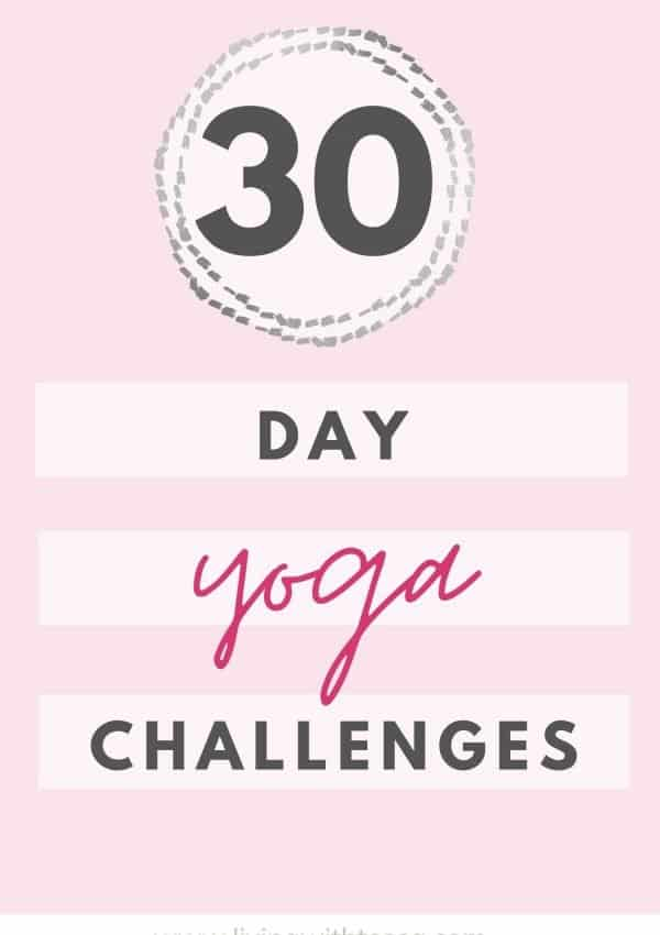 The best 30 day yoga challenges to improve your life – and your flexibility