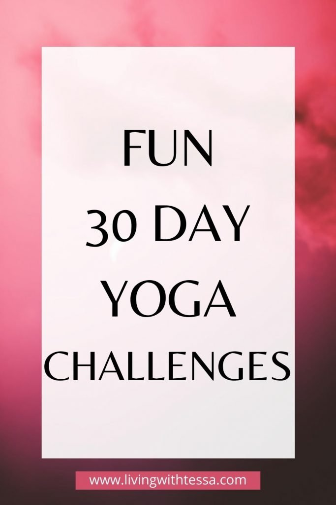 A 30 day yoga challenge is such a perfect way to start yout yoga habit, especially if you're a beginner. Check out these fun, 30-day yoga challenges that are designed and created by professional teachers.