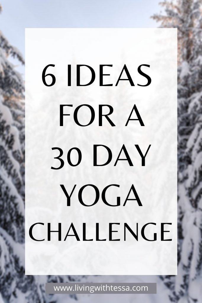 For anyone who wants to build a regular yoga habit, 30 day yoga challenges are the perfect solution.  Designed for beginners, you can get started right away.