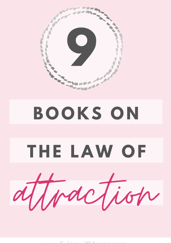 9 of the best law of attraction books to uplevel your life