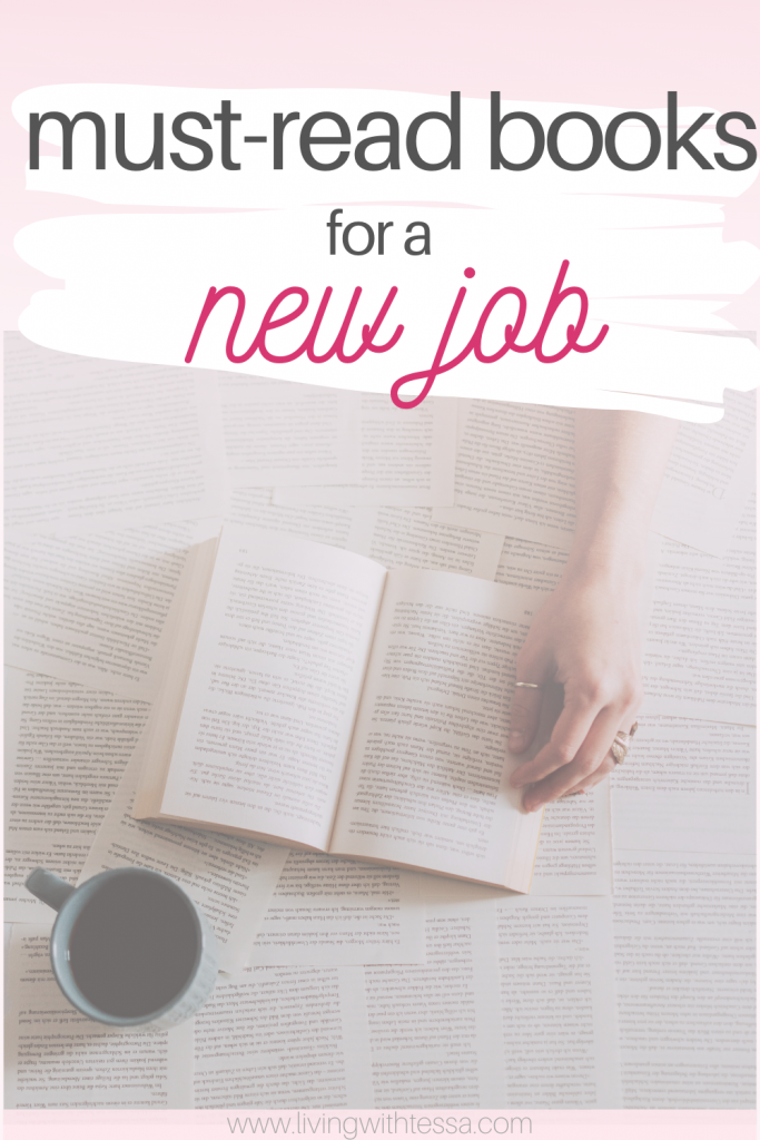 5 best books to read for your first job.